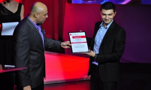 JobTiger с награда от Eventex Awards 2011