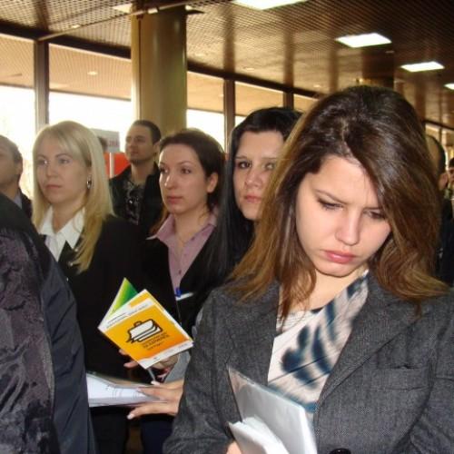 Фотогалерия: Национални дни на кариерата във Варна, Търново и Русе