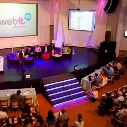 Webit Bulgaria Digital Summit 2013 ще бъде през април