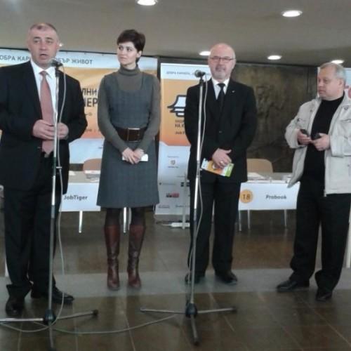 Национални дни на кариерата 2013 – Варна и Велико Търново приключиха, очаквайте ни в Русе и Свищов