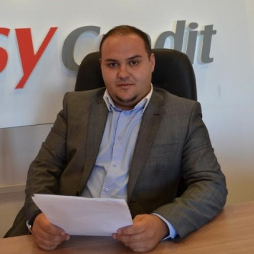 """Горан Арсов, директор """"Човешки ресурси"""" на Изи Кредит: Предприемаческата академия е шанс за реализация в една от най-успешните български финансови институции"""