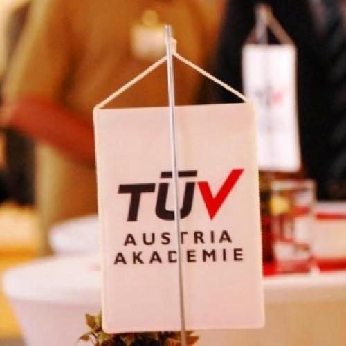 JobTiger дава стипендия за мениджмънт програмата на TÜV AUSTRIA Academy