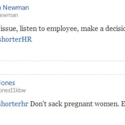 HR политики и правила в 140 символа – нова инициатива в Twitter