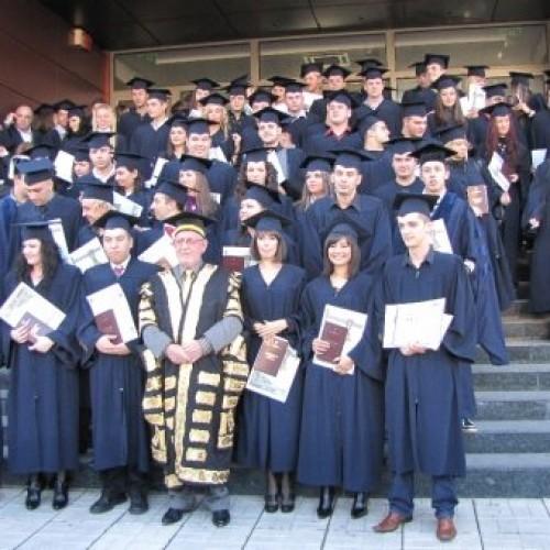 Известни са стипендиантите за обучение във ВУЗФ