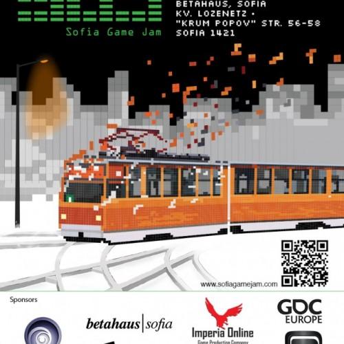 Sofia Game Jam 2014 ще се излъчва на живо
