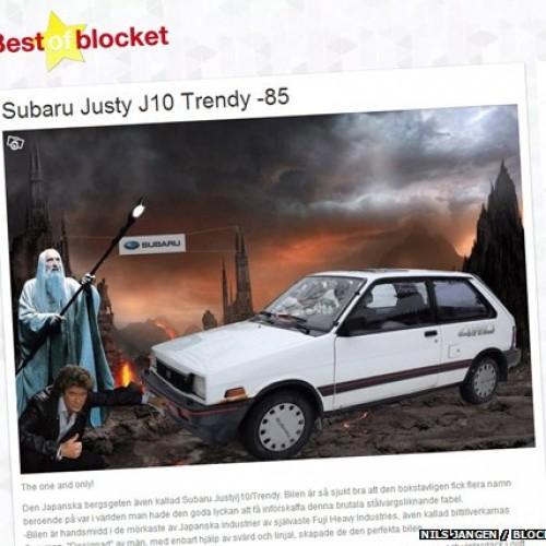 Швед намери мечтаната си работа, опитвайки се да продаде колата си