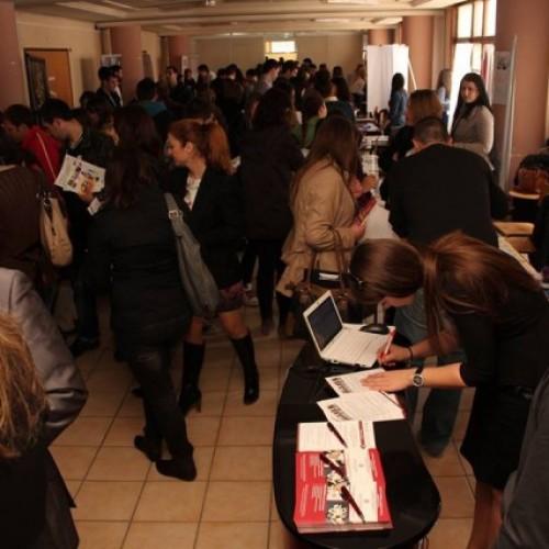 """Десетото издание на """"Национални дни на кариерата"""" във Велико Търново постави рекорд"""