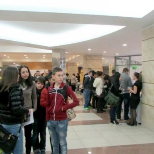"""Тринадесетото издание на """"Национални дни на кариерата"""" приключи в Бургас"""