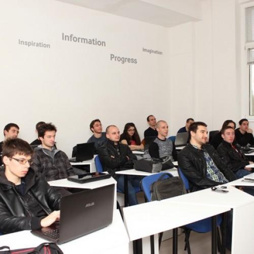 Първият безплатен курс от Innovation Center стартира