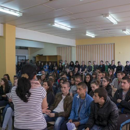 Ученици от Велико Търново учат за професиите на бъдещето в часа на Trends of Tomorrow