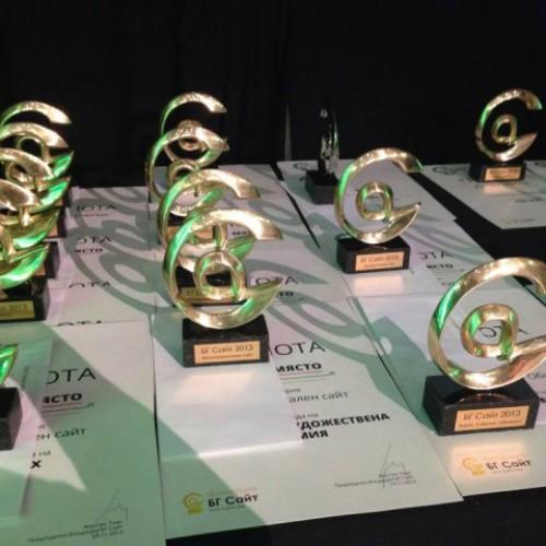 JobTiger със своя категория в конкурса БГ Сайт