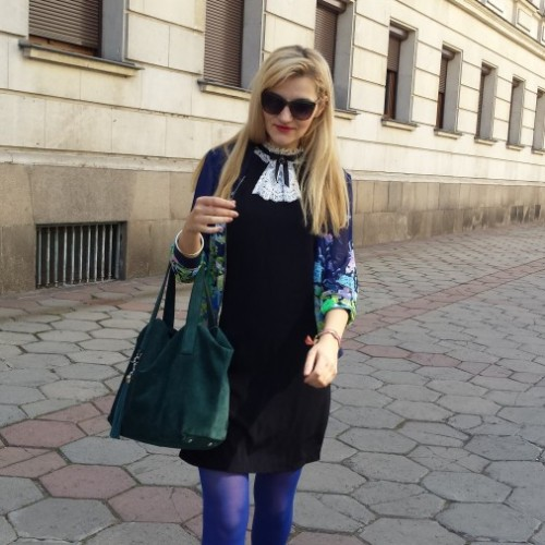 Моден блогър и PR. Ето какво каза Ванина Ханджийска за модата, стила и работата