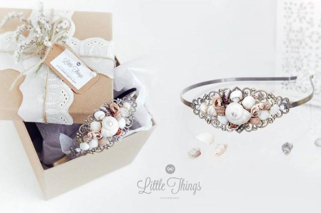 Бижута от живи цветя - Little Things