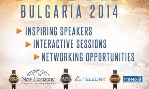 """PMDAY България 2014 – единствената конференция, посветена изцяло на """"Управлението на проекти"""""""