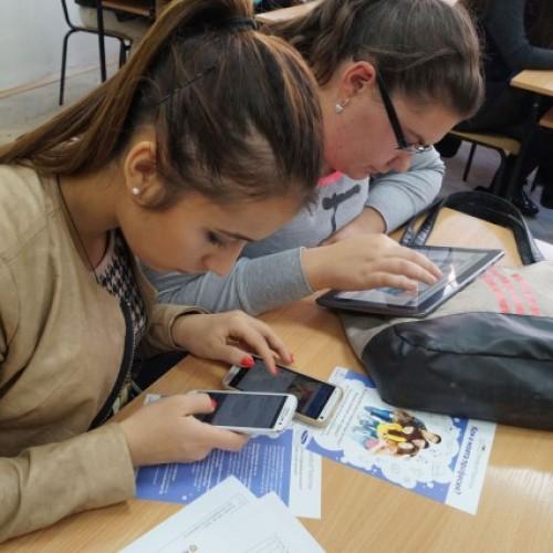 Ученици от Сливен се подготвят за успешна  професионална кариера
