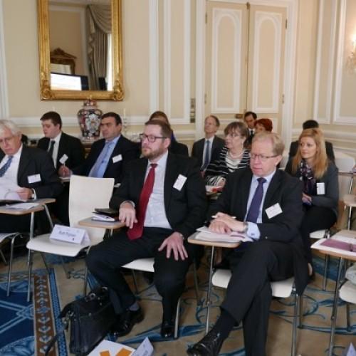 Създаване на мрежа на Инспекциите по труда в Европа обсъдиха международни експерти във Виена