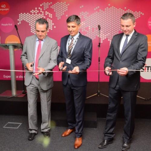 Сайтел откри официално втория си български офис