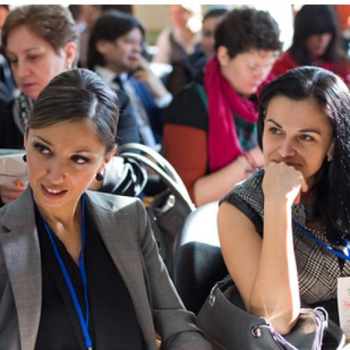 Втора лаборатория за жените лидери