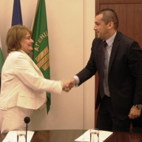 Агенцията по заетостта и ДП Ръководство на въздушното движение ще си партнират
