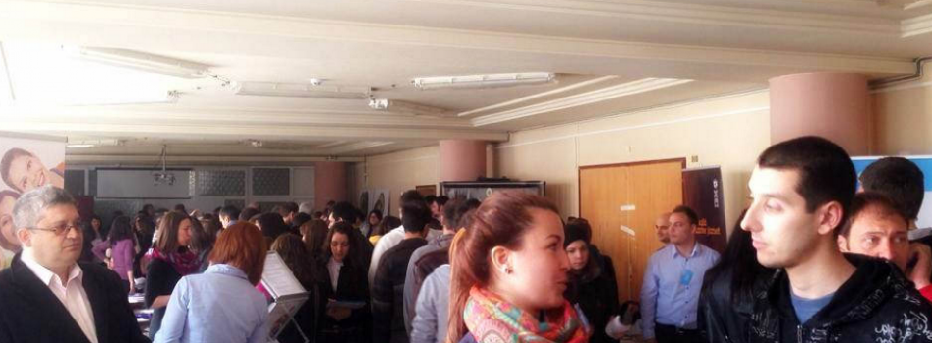 """""""Национални дни на кариерата – Добра Кариера, Добър Живот"""" премина във Велико Търново при силен интерес"""