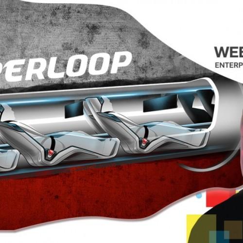София посрещаHyperloop на Елон Мъск в рамкитена WEBIT.FESTIVAL