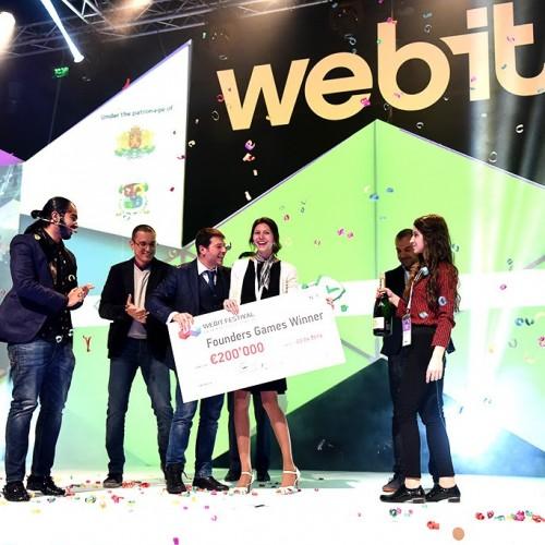 Adguard от Русия спечели Founders Games и  € 200 000 награда от Webit