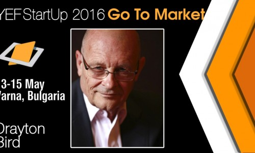 "Форум ""Младежко предприемачество – StartUp 2016 –  Go To Market"""