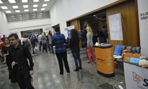 """Работодателите откриват множество ползи от участие в """"Дни на кариерата"""" в секторите ИТ, телекомуникации и ВРО"""