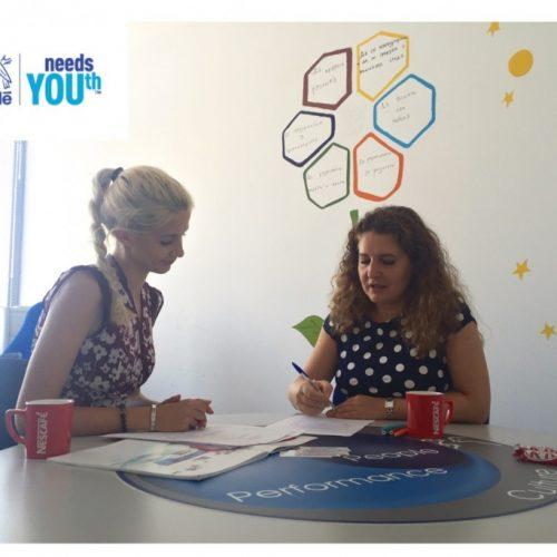 Нестле отваря врати за кариерна и CV консултация на млади хора