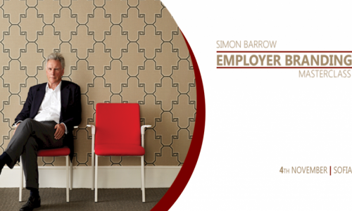 Employer Brand Management: Успешни стратегии за привличане и задържане на най-добрите служители. Майсторски клас със Саймън Бароу