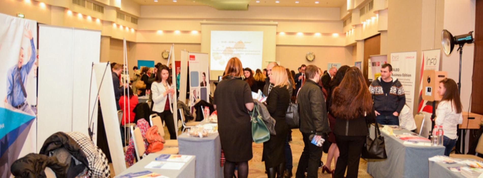 Какви са ползите от участието в HR Industry?