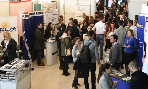 В София над 120 компании предложиха работа и стаж за младежи и студенти