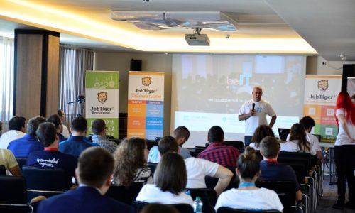 Четвъртото поредно издание на конференцията Be IT работи в полза на работодателската марка на всички участници