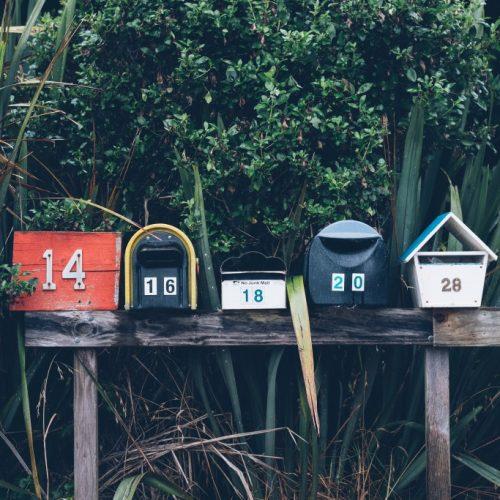 Хората, които са отказали имейл комуникацията