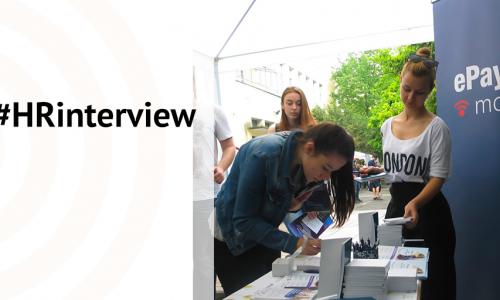 #HRInterview: Тихомира Неделчева, HR в Datamax