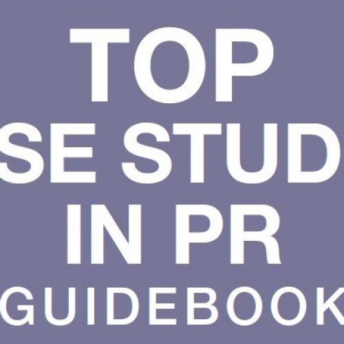 Българска ПР агенция участва в международния сборник Top Case Studies Guidebook