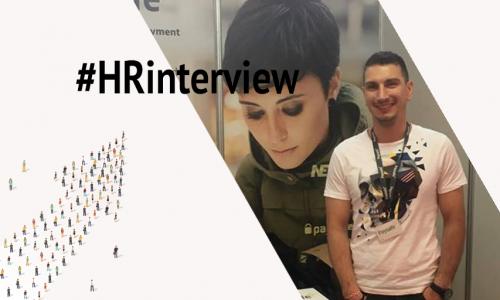 #HRInterview – Кирил Велинов, Recruiter в Paysafe