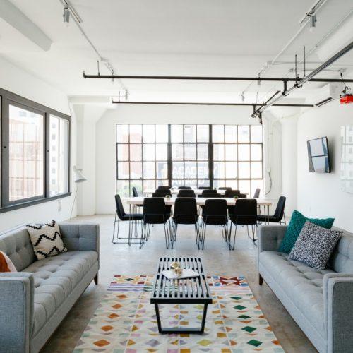 5 тенденции в дизайна на офиса през 2018