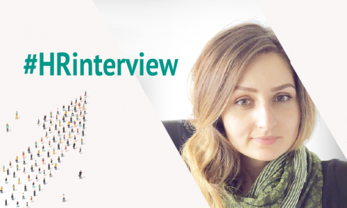 #HRinterview – Гергана Маркова, HR Manager, EGT Interactive