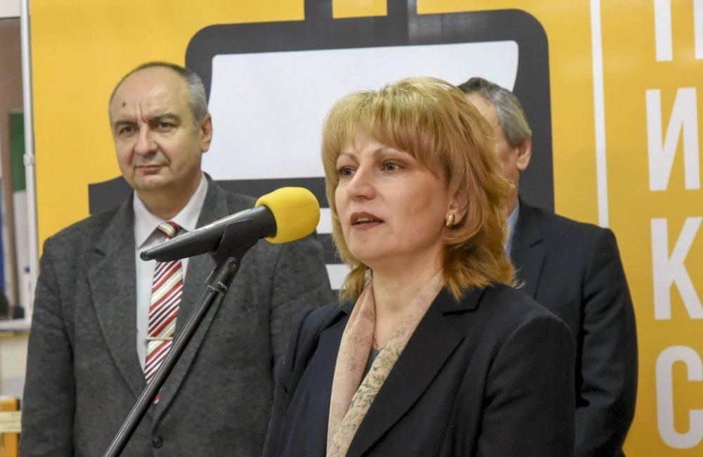 проф. д-р Любомира Попова, областен управител на област Велико Търново