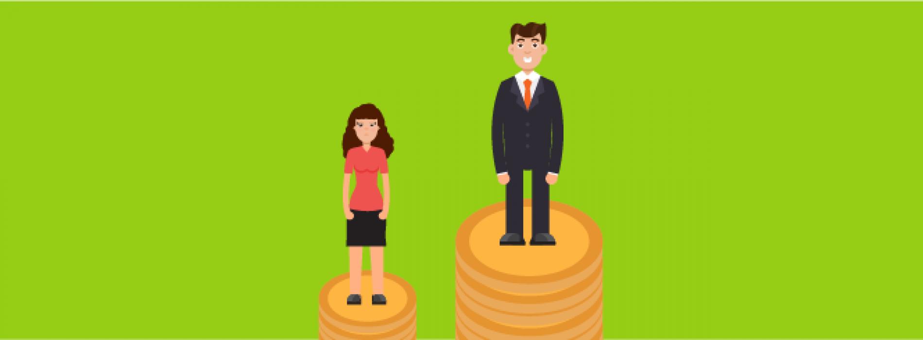 Само 6% от работещите жени са сред най-добре платените служители