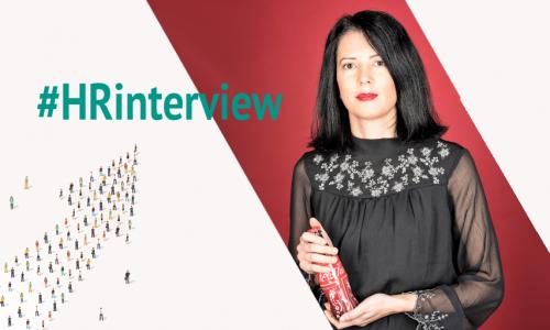 """#HRInterview: Искра Иванова, Eксперт """"Идентифициране и привличане на таланти"""" в Кока-Кола ХБК България АД"""