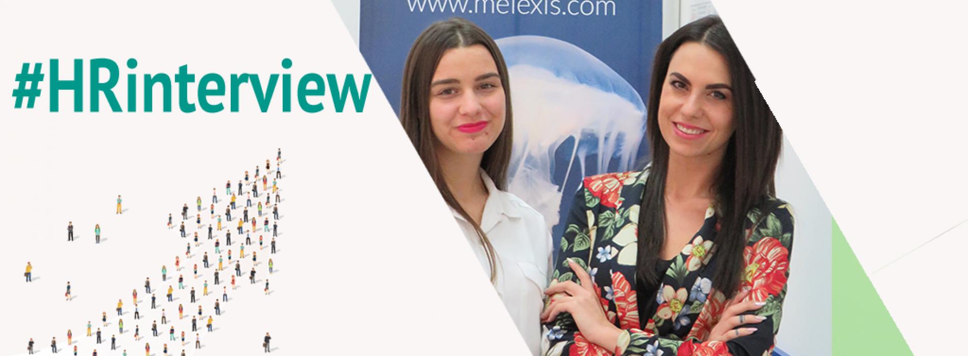 #HRinterview: Катя Ройчева и Силвия Максимова от Melexis