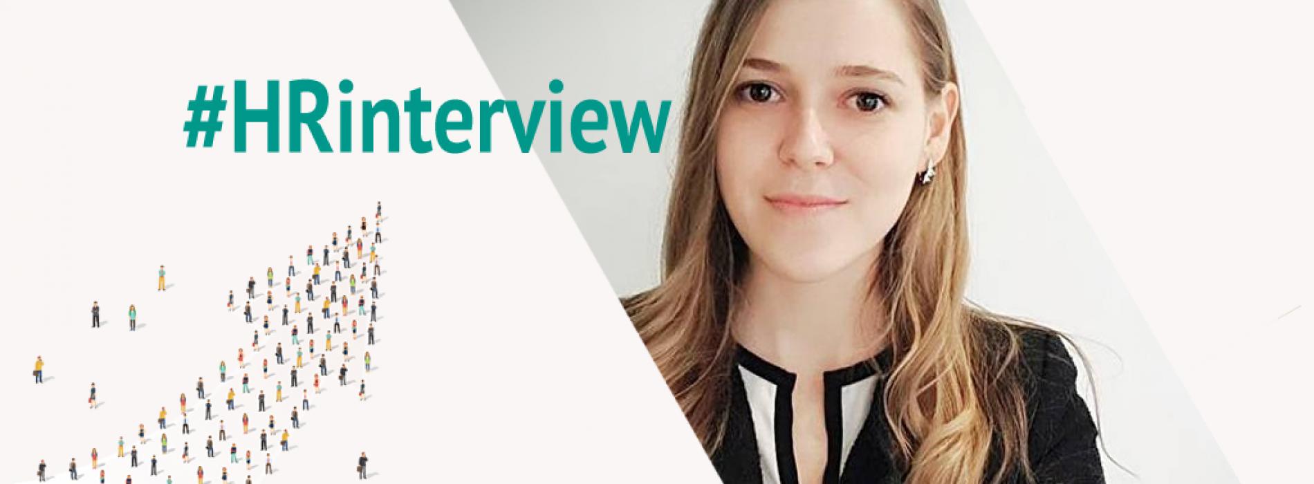 #HRinterview: Теодора Йорданова, експерт подбор на персонал, AIG