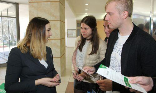 """Национални дни на кариерата"" в Бургас се проведоха за десета поредна година"