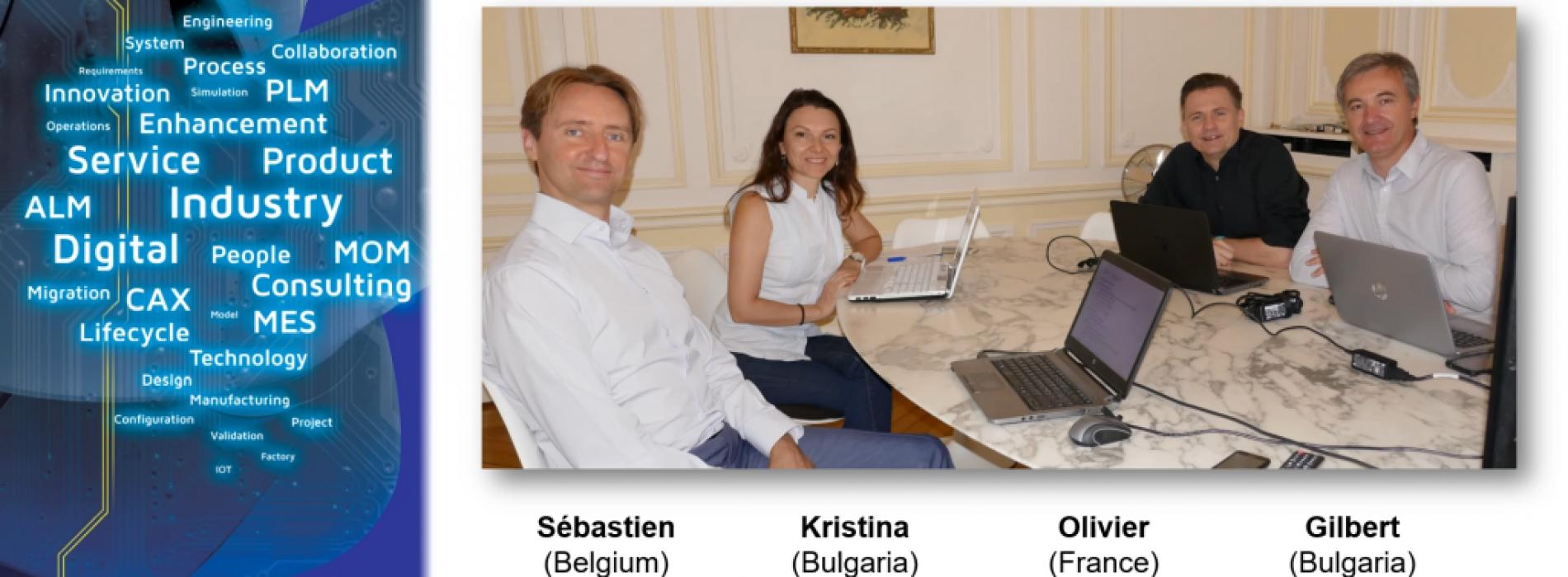 Работодателите на Виртуални дни на кариерата 2018: INENSIA