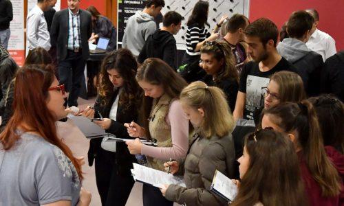ИТ бранша има нужда от млади таланти  – това доказа нарастващия брой фирми участници на Дни на Кариерата – ИТ, Комуникации и Аутсорсинг
