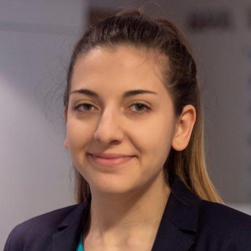 В рубриката #стажантът днес ви срещаме с Виктория Нанкова