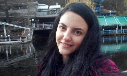 В рубриката #стажантът днес ви срещаме с Виктория Петкова
