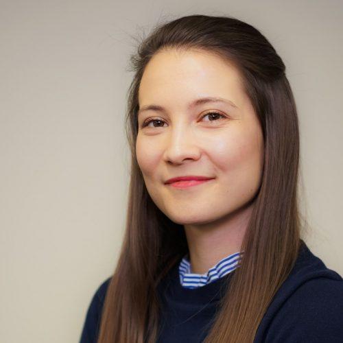 #студентите за Национални дни на кариерата: Гергана Величкова